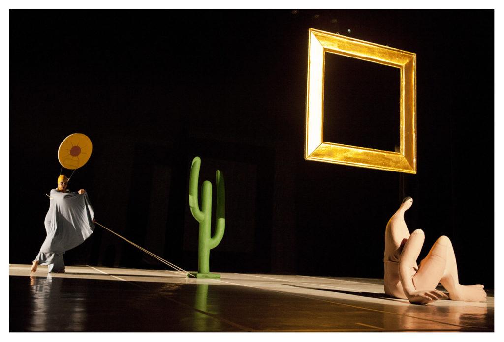 A semana Noventa@22 - Ballet Stagium. Foto Dani Sandrini