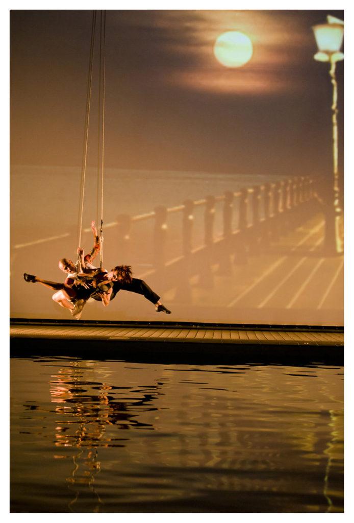 Vitória Regia, Acrobatico Fratelli - Festival internacional Sesc de circo - 2013
