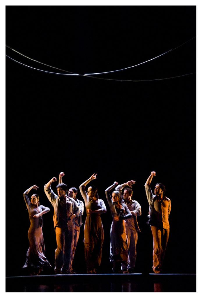 Utopia, espetáculo de flamenco com Maria Pagés. Foto Dani Sandrini